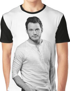 Chris Pratt Graphic T-Shirt