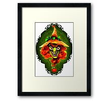 Witch Hour Framed Print