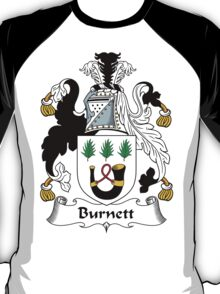 Burnett Coat of Arms (Scottish) T-Shirt