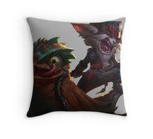 League of Legends - Kled Throw Pillow