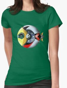 UFO Robot  Womens Fitted T-Shirt