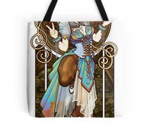 Strongest Woman in the World  (Art Nouveau China) Tote Bag