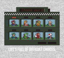 Difficult Choices One Piece - Long Sleeve
