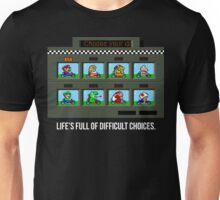 Difficult Choices Unisex T-Shirt