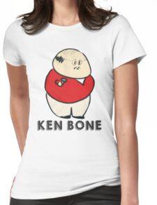 Ken Bone Fan Club Shirt Womens Fitted T-Shirt