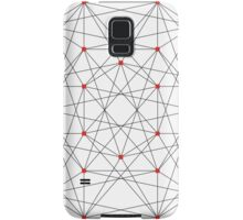 24 Cell Polytope Samsung Galaxy Case/Skin