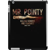 Mr. Pointy iPad Case/Skin