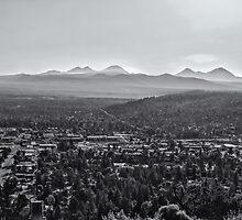 Bend, Oregon by yellocoyote