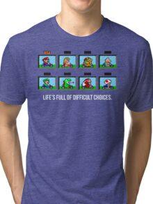 Difficult Choices Tri-blend T-Shirt
