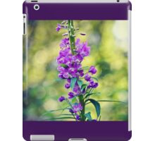 Purple Pop iPad Case/Skin