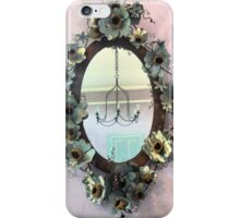 Mirror, Mirror, On the Wall. iPhone Case/Skin