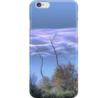 A Wisp In Blue. iPhone Case/Skin
