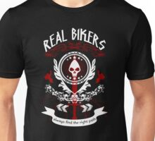 Real Bikers Unisex T-Shirt