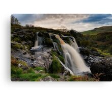 The Loup of Fintry Canvas Print
