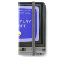 C64 - Press Play on Tape iPhone Wallet/Case/Skin