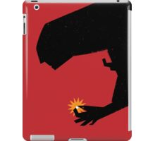 Pearl - A figure offers up a pearl iPad Case/Skin