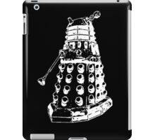 Dalek (white) iPad Case/Skin