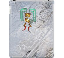 Inca Bunny and Cat iPad Case/Skin