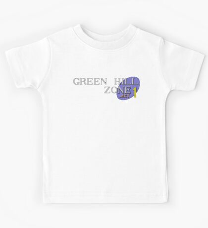 Green Hill Zone Kids Tee