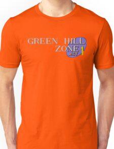 Green Hill Zone Unisex T-Shirt