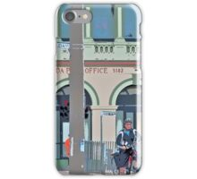 St Kilda Post Office iPhone Case/Skin