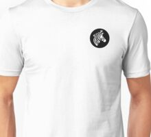 Zebra Crown Unisex T-Shirt