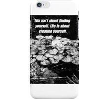 Creating Self iPhone Case/Skin