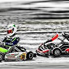 Wingham Go karts 10 by kevin chippindall
