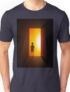 Close Unisex T-Shirt