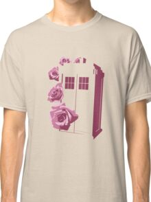 A Rose for the Doctor (pink) Classic T-Shirt