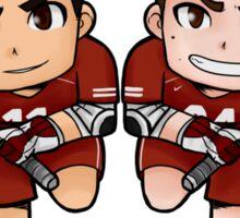 Scott and Stiles Team  Sticker