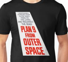 Plan 9 from Outer Space Unisex T-Shirt