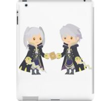 Chibi Robins Vector iPad Case/Skin