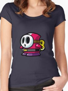 ghostbustre Women's Fitted Scoop T-Shirt