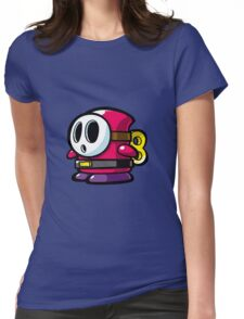 ghostbustre Womens Fitted T-Shirt