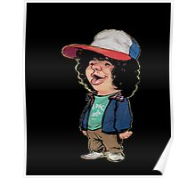 DUSTIN - S-tranger Of A T-hings T-Shirts Poster