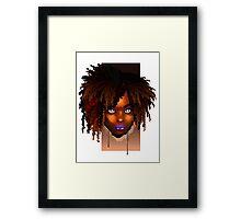 Genesis! Framed Print