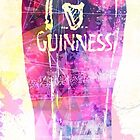 Guinness all in pink by Josephine Mulholland