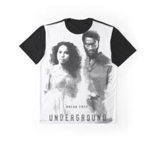 Underground Graphic T-Shirt