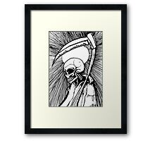 You can be a king or a.... Framed Print