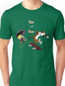 calvin and hobbes 2 Unisex T-Shirt