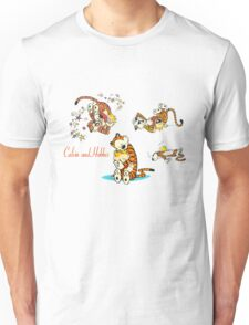 calvin and hobbes 89 Unisex T-Shirt