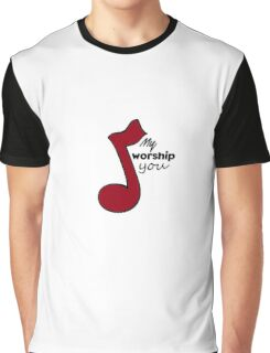 Musical notes Graphic T-Shirt