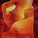 Hole In The Wall - Antelope Canyon - Arizona USA by TonyCrehan
