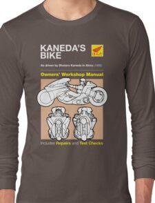 Owners' Manual - Akira - T-shirt Long Sleeve T-Shirt