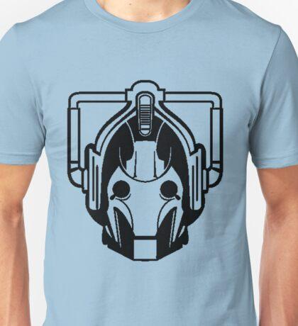 Cyberman (black) Unisex T-Shirt