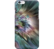 TURQUOISE WINGS iPhone Case/Skin