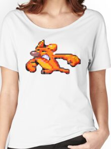 Earthworm Jim - Angry Kitty Women's Relaxed Fit T-Shirt