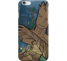 The Whomping Groot iPhone Case/Skin