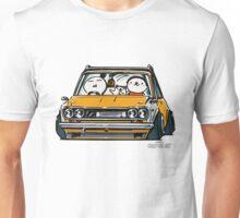 Crazy Car Art 0134 Unisex T-Shirt